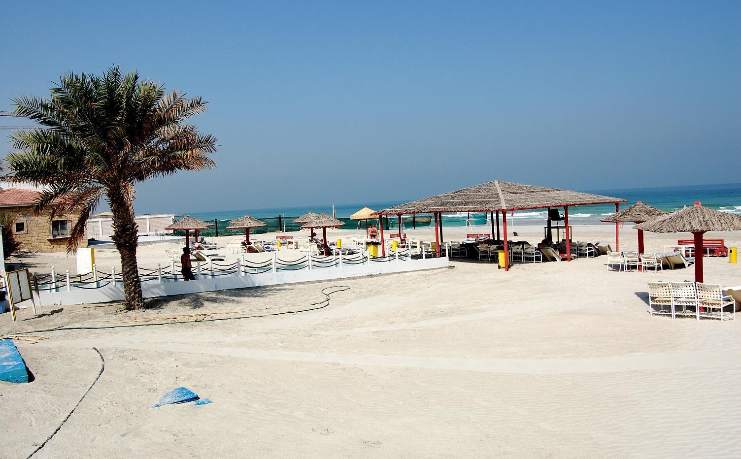 Ajman strande
