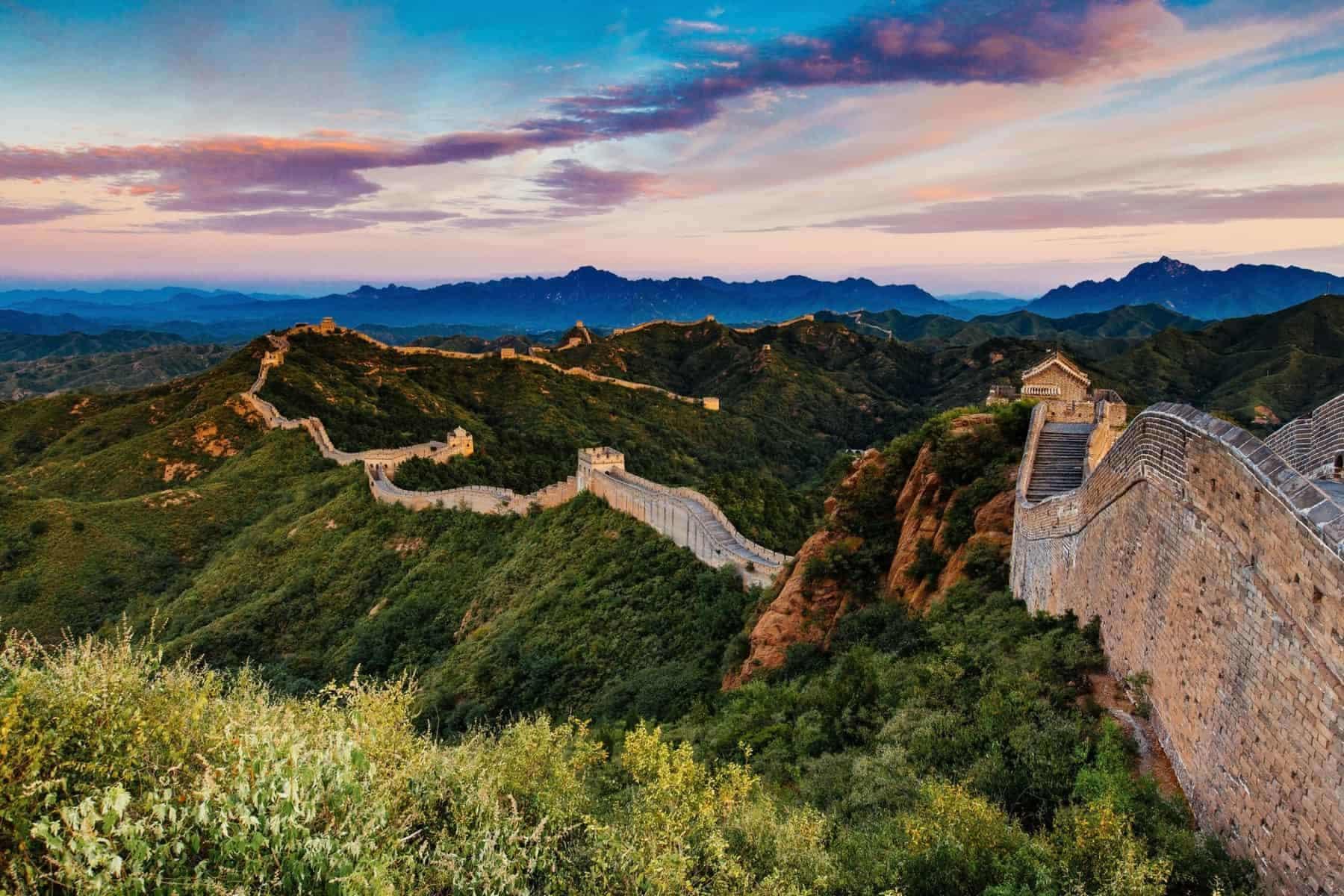 Chinese Wall, China
