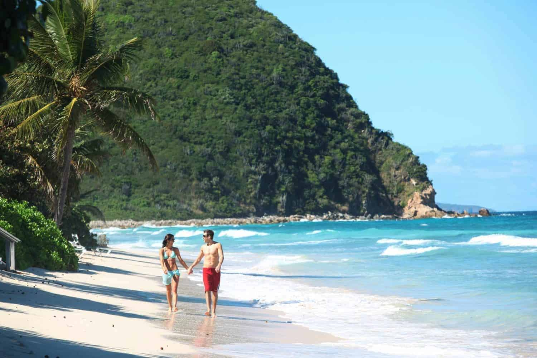 British Virgin Islands, Tortola, Long Beach