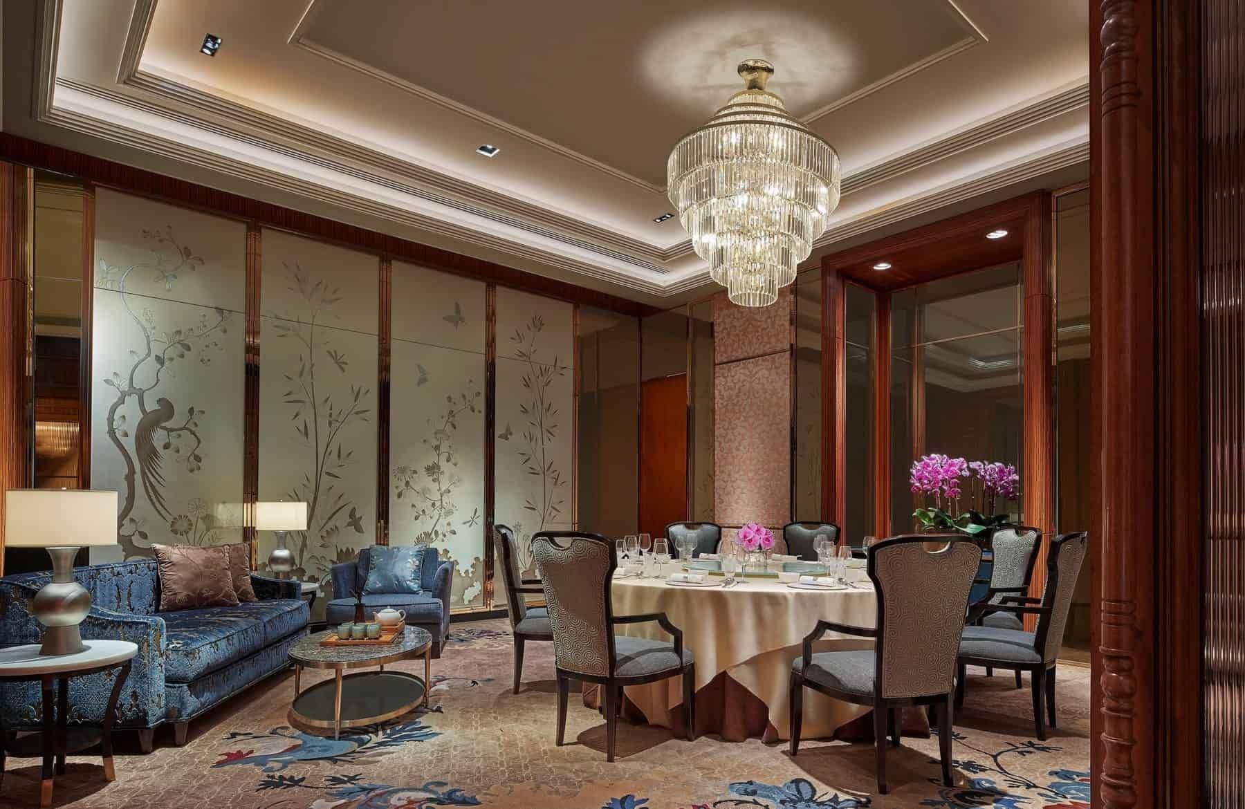 Canton Road Kowloon room Shangri-La the Fort
