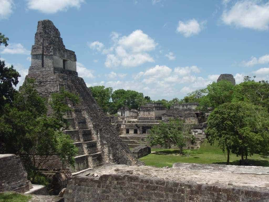 Guatemala, The Ruins of El Tikal