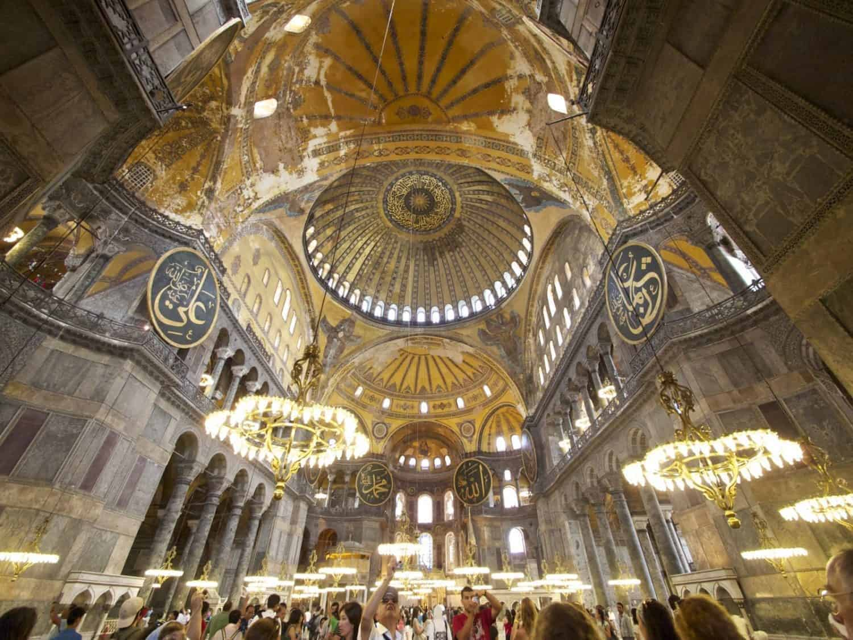 Hagia.Sophia-i-Istanbul