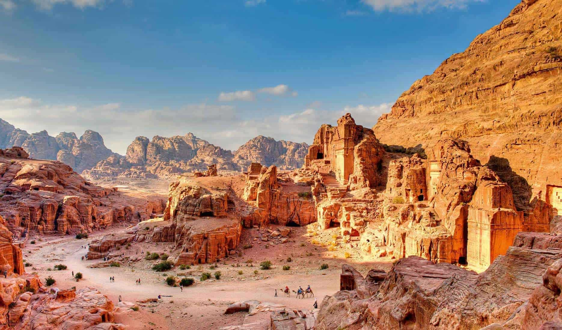 Jordan amazing beauty in the Middle East
