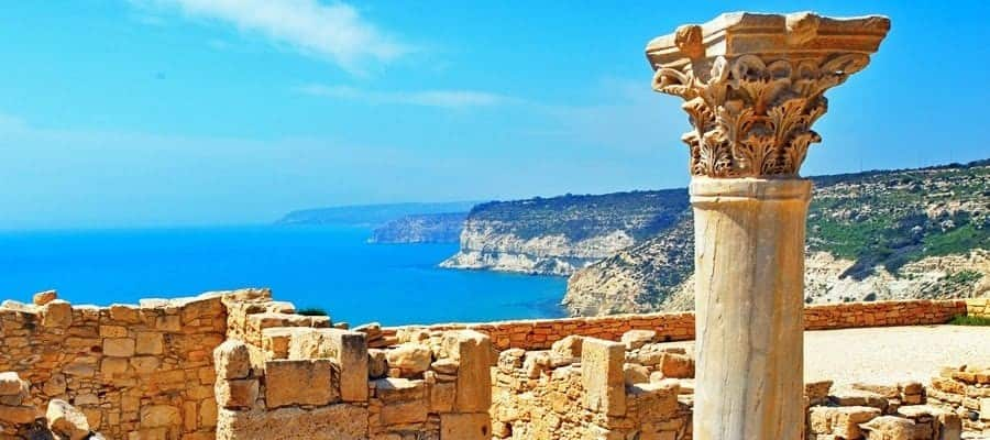 Smallest countries in Asia. Kourion-Cyprus. The history of this island is worth a trip in itself. A part of Greek, Turkish and Mediterranean culture