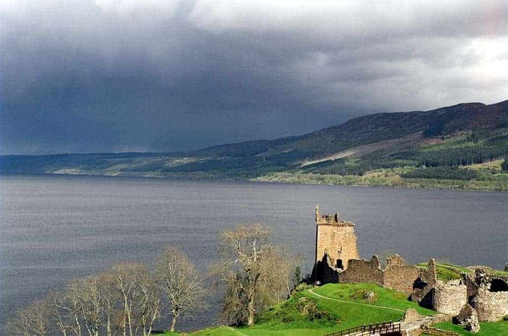 Loch Ness Skotland
