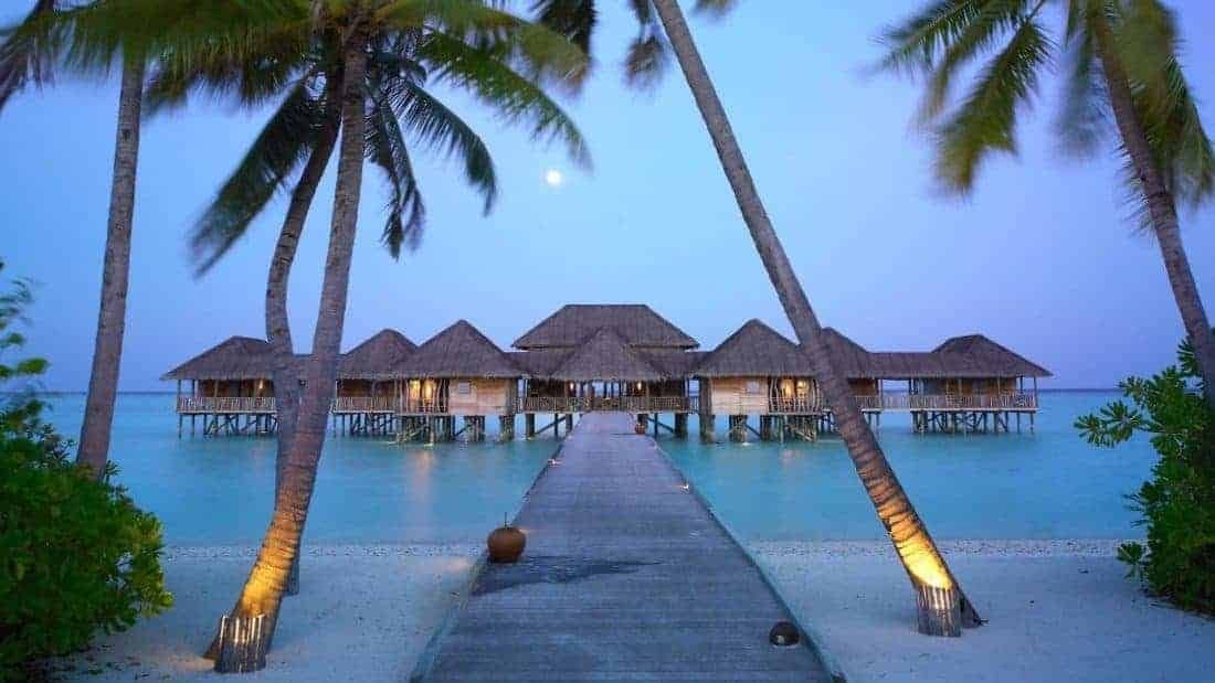 Maldives: One island, one resort