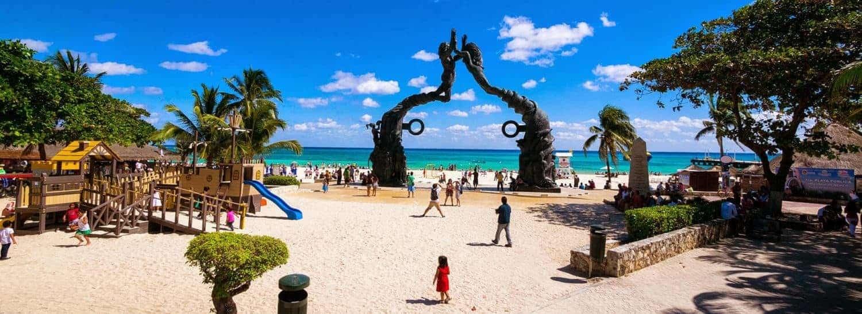 Play-del-carmen, Cancun, Mexico