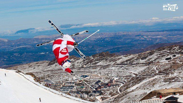 Sierra Nevada ski FIS 2017