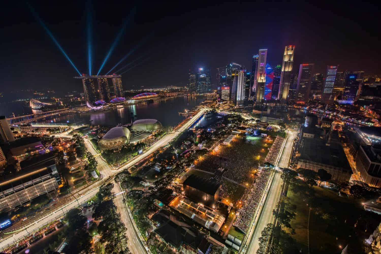 Singapore Airlines, Formel 1 Grand Prix 2017