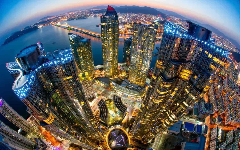Sydkorea-Seoul