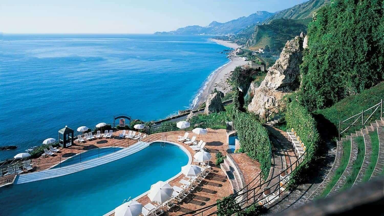 Taormina-Sicilien