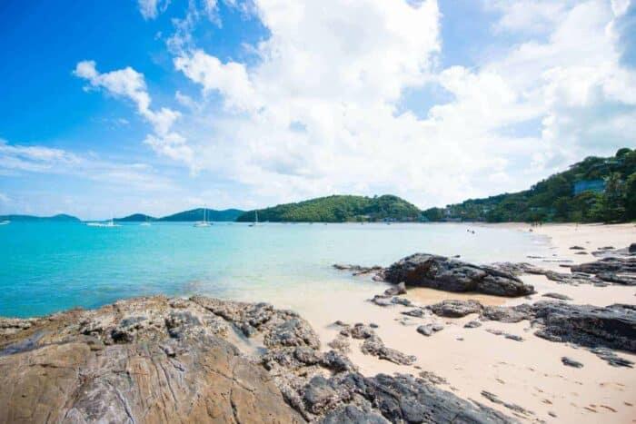 Yon Beach Thailand