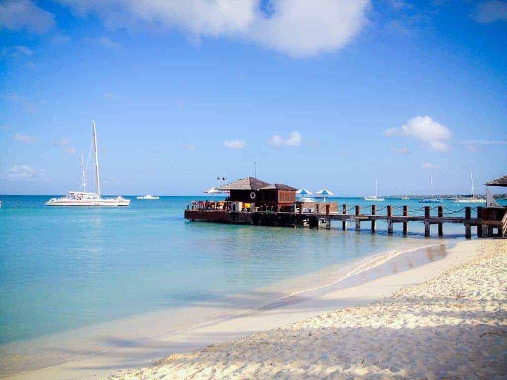 Aruba, the carribbean