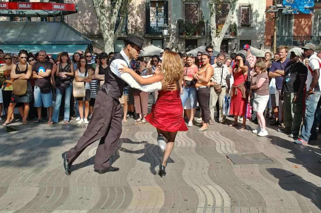 barcelona-la-Rambla-dans
