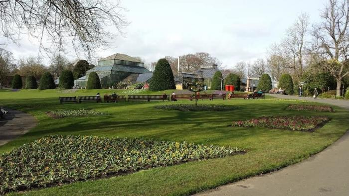 Glasgow, også en grøn by