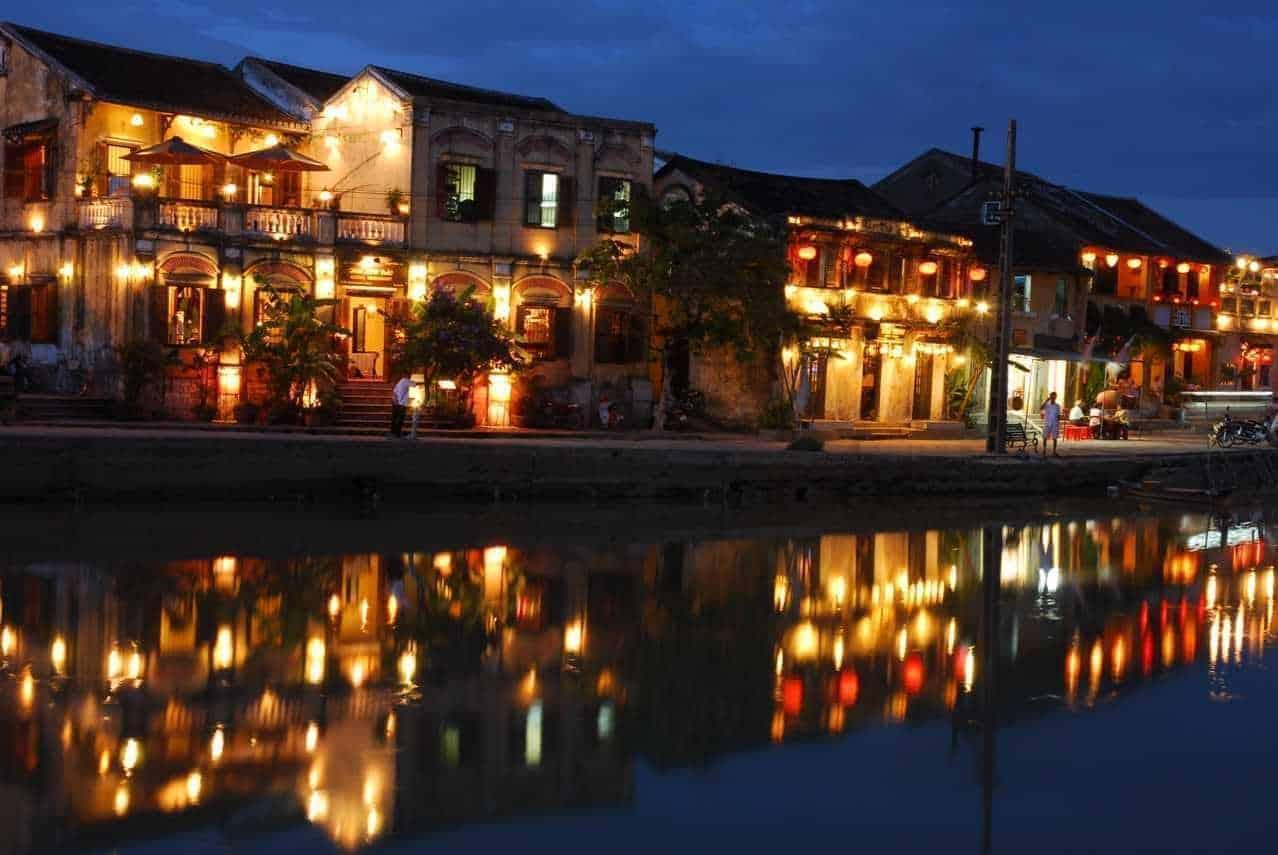 Hoi An på UNESCO Listen- en skræddersyet dag i Vietnam