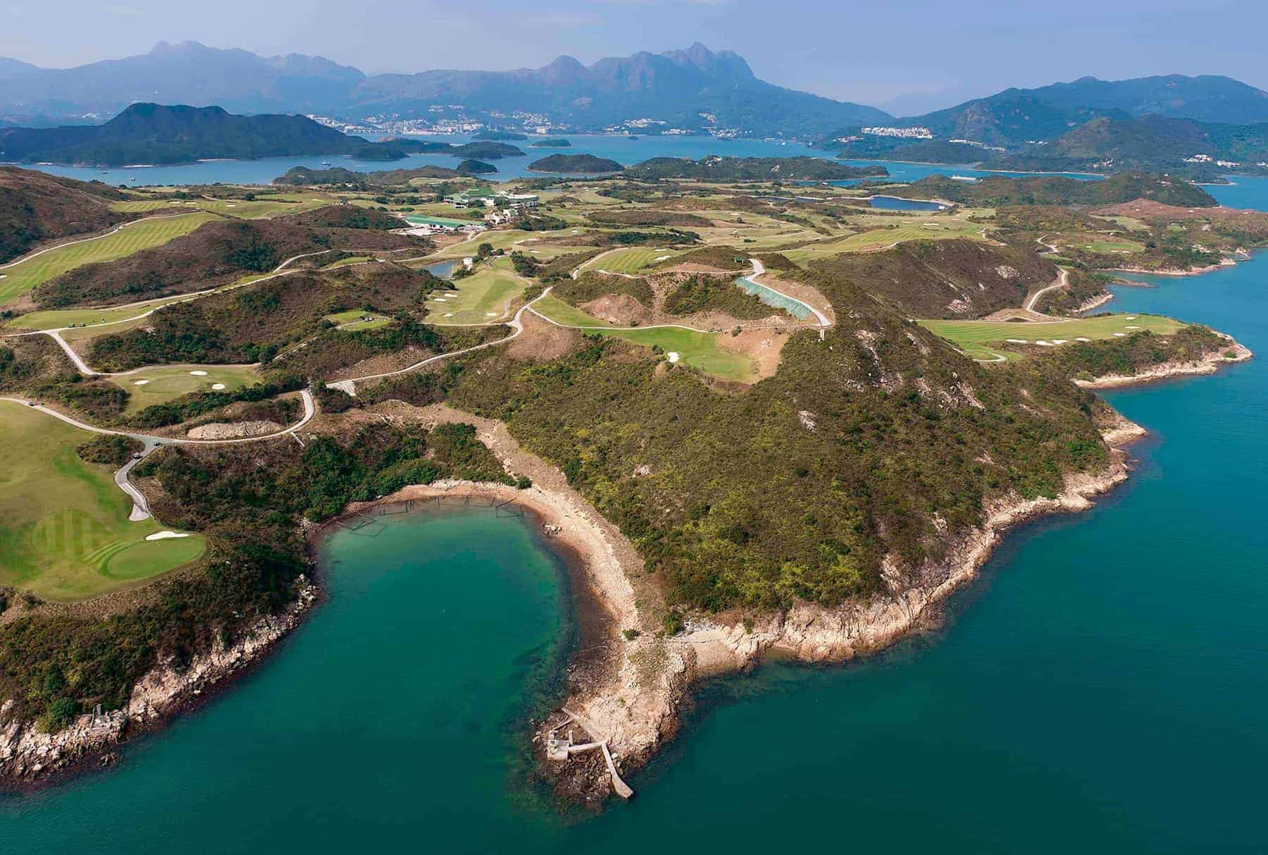 kai sau chou golf course Hong Kong