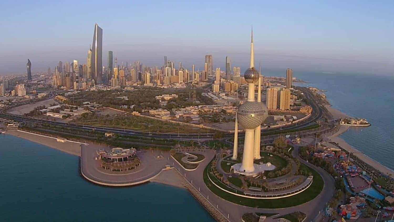 Kuwait, and futuristic city development