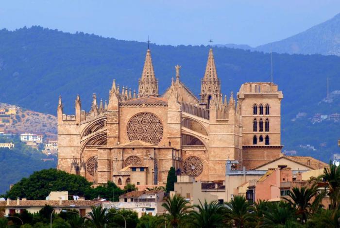 Palma di Mallorca, La Seu Cathedral