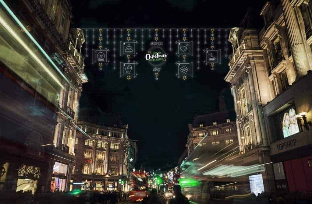 Oxford Street, London ; England