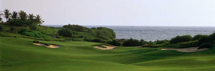 Nirwana golf coursse Bali Greg Norman 2