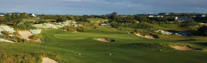 Sct Francis golf course sydafrika