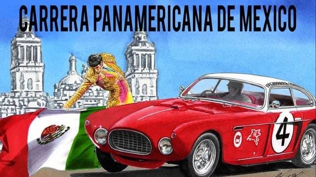 panamericana poster 1050