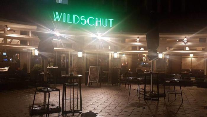Amsterdam, Holland , Wildschut 2018 1