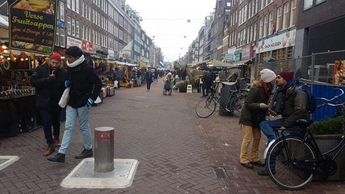 Amsterdam, Holland , I am Amsterdam 2018 1
