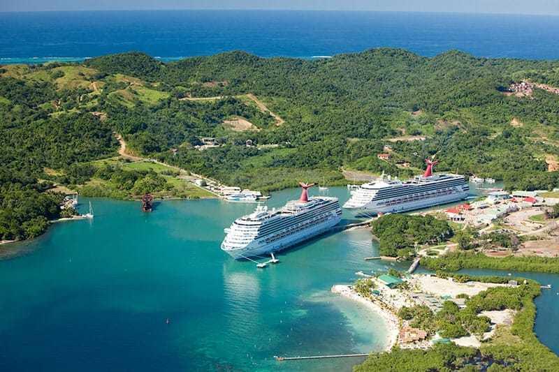 Honduras, Roatan Cruises