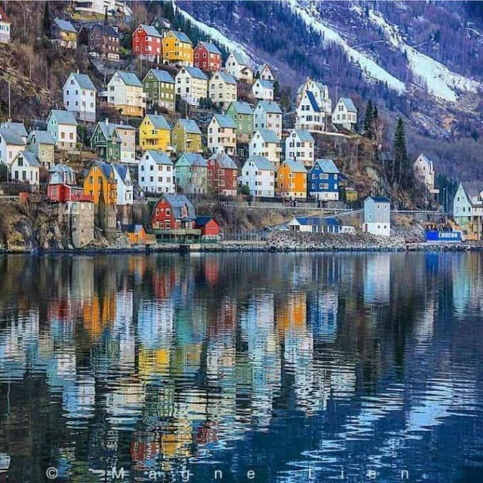 Odda Norge