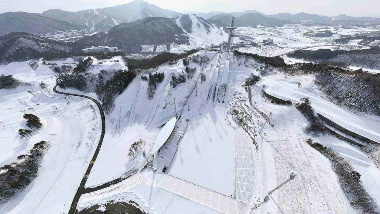 pyeongchang-the 2018 winter Olympics