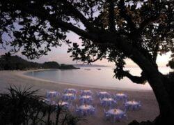 shangri-la boracay Wedding-Reception-at-Punta-Bunga-beach