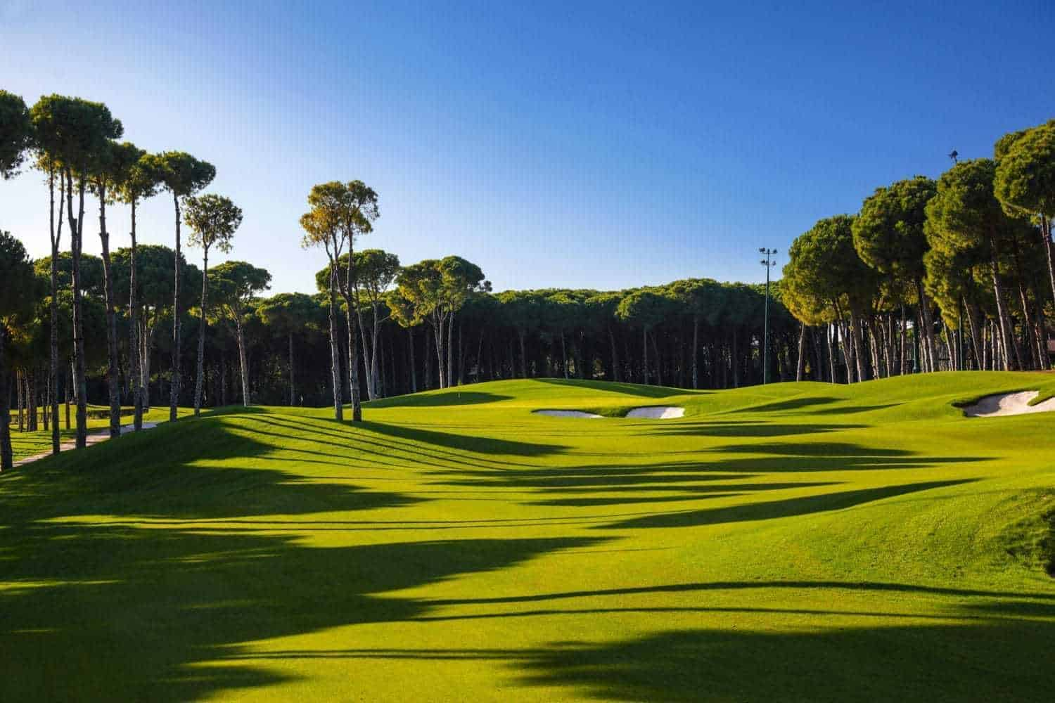 Carya Golf Club hul 1