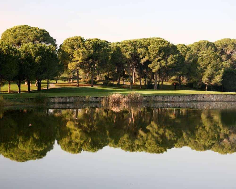 Gloria Verde Course