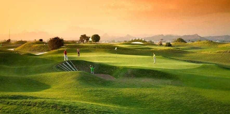 Lykia Links Golf Course. One of Turkey´s absolute best