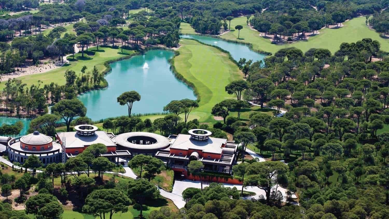 Cornelia golf course Belek