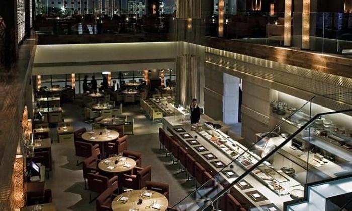 Dubai, Restaurant Zuma