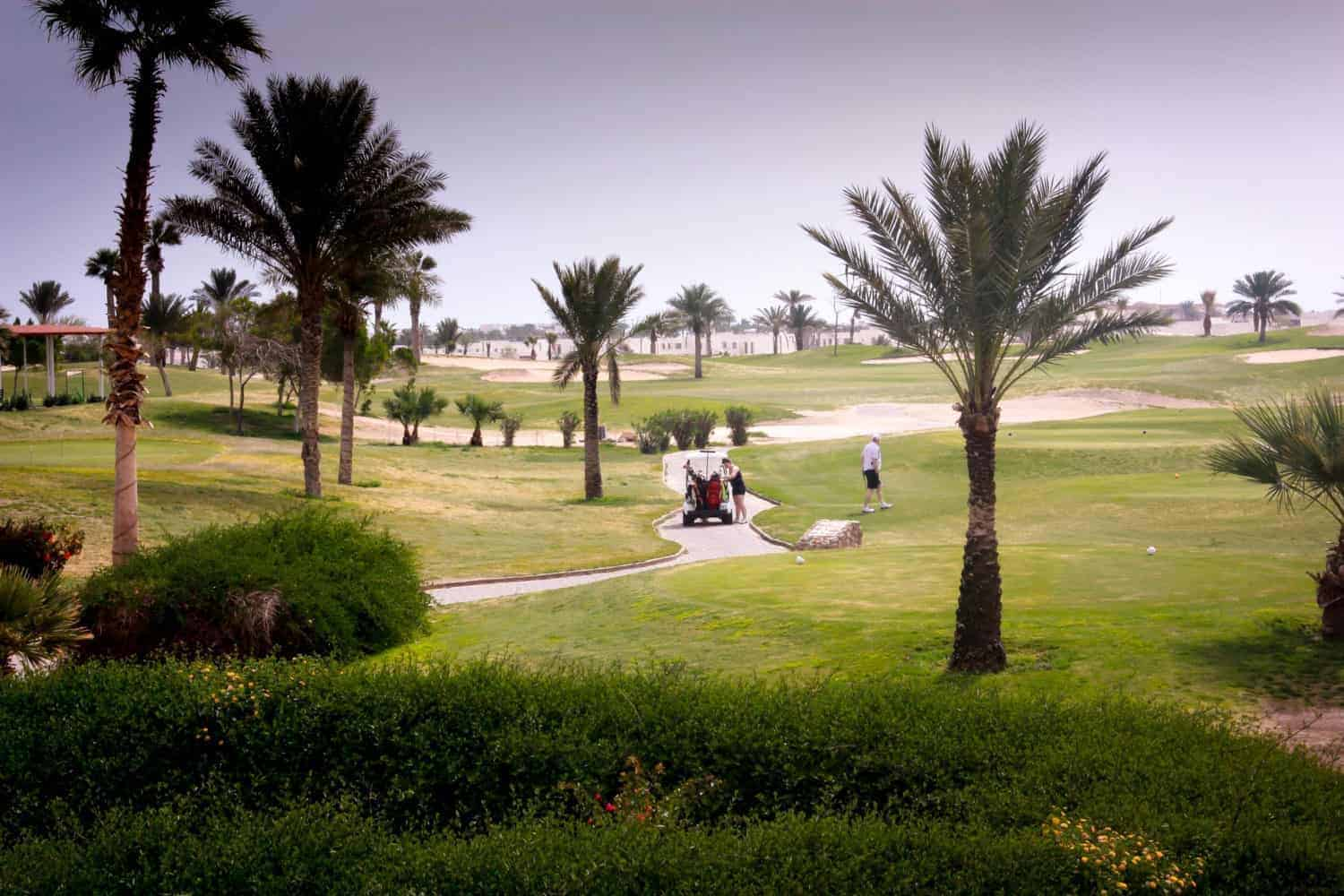 Maritim Joli Ville Golf club; Sharm el Sheikh
