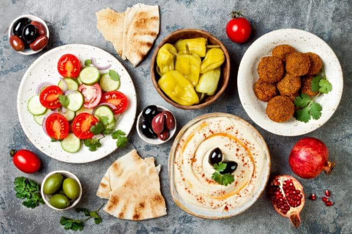 Meze Tyrkiet. Mad til hverdag og fest. Lækkert og sundt.