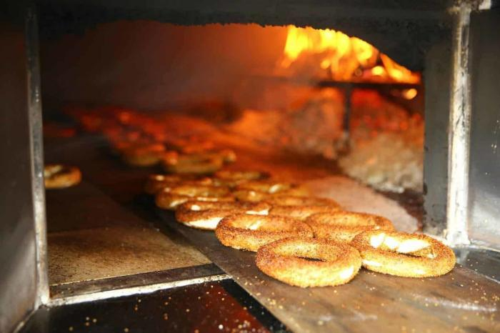 turkish food, Simit