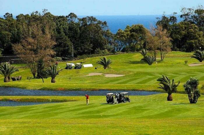 Azores golf