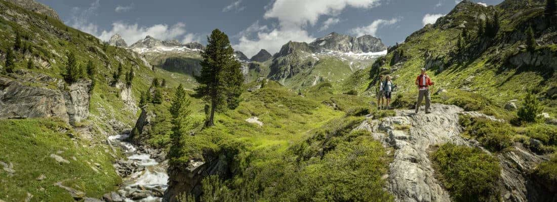 Zillertal bjergvandring