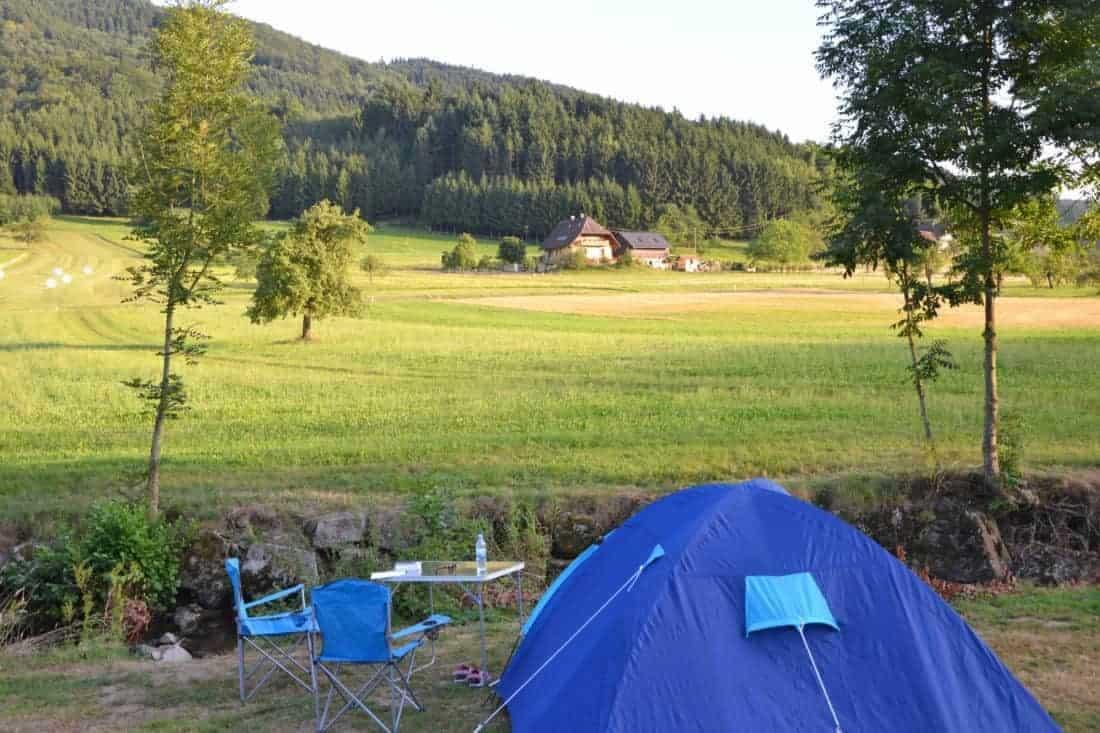 Camping i Tyskland 2