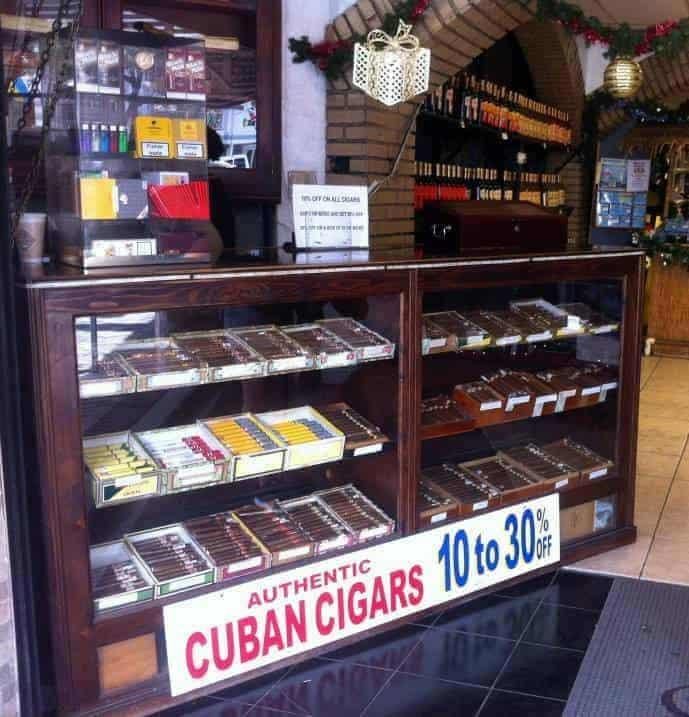 Florida cruise 1. cuban cigars?