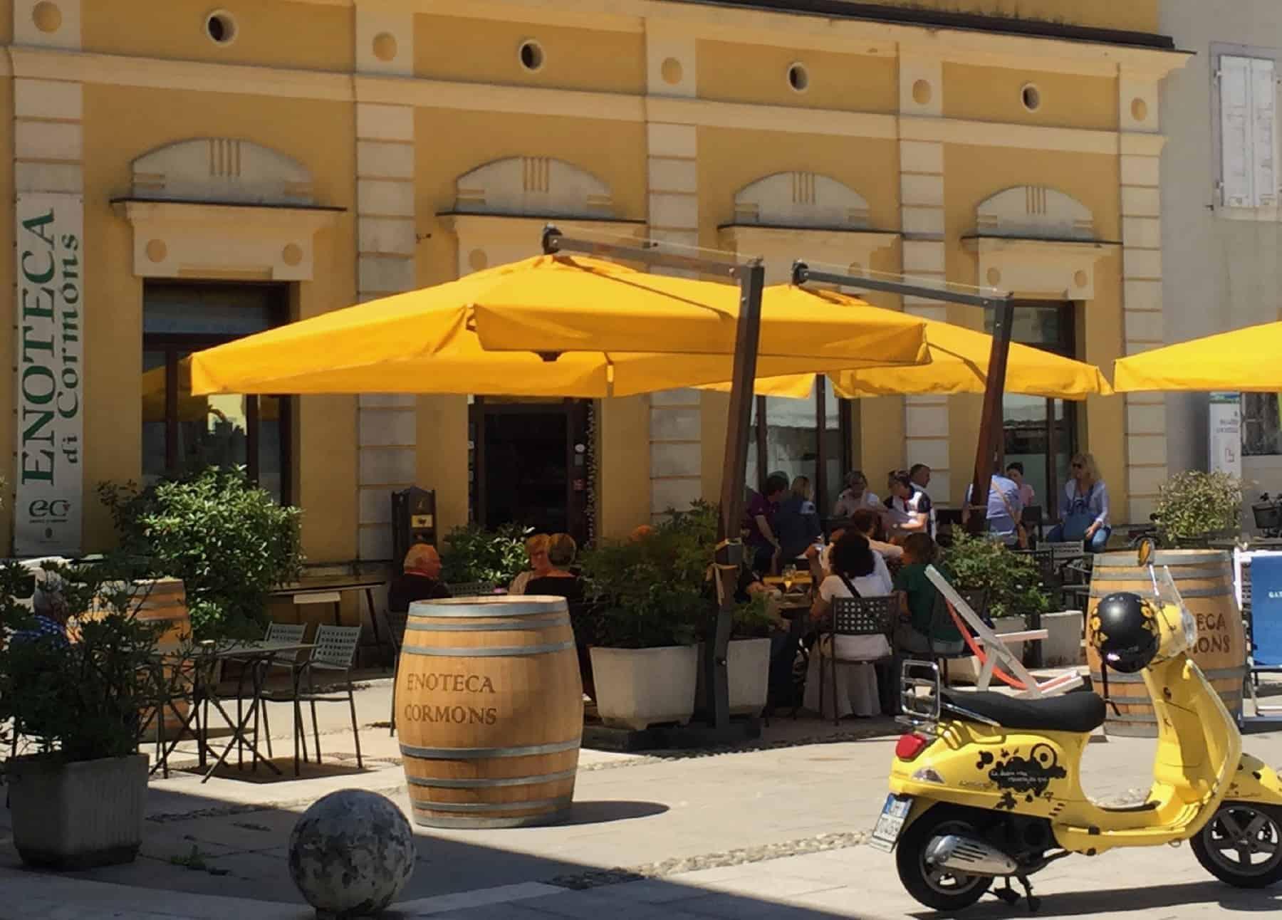 Enoteca Cormons in Friuli
