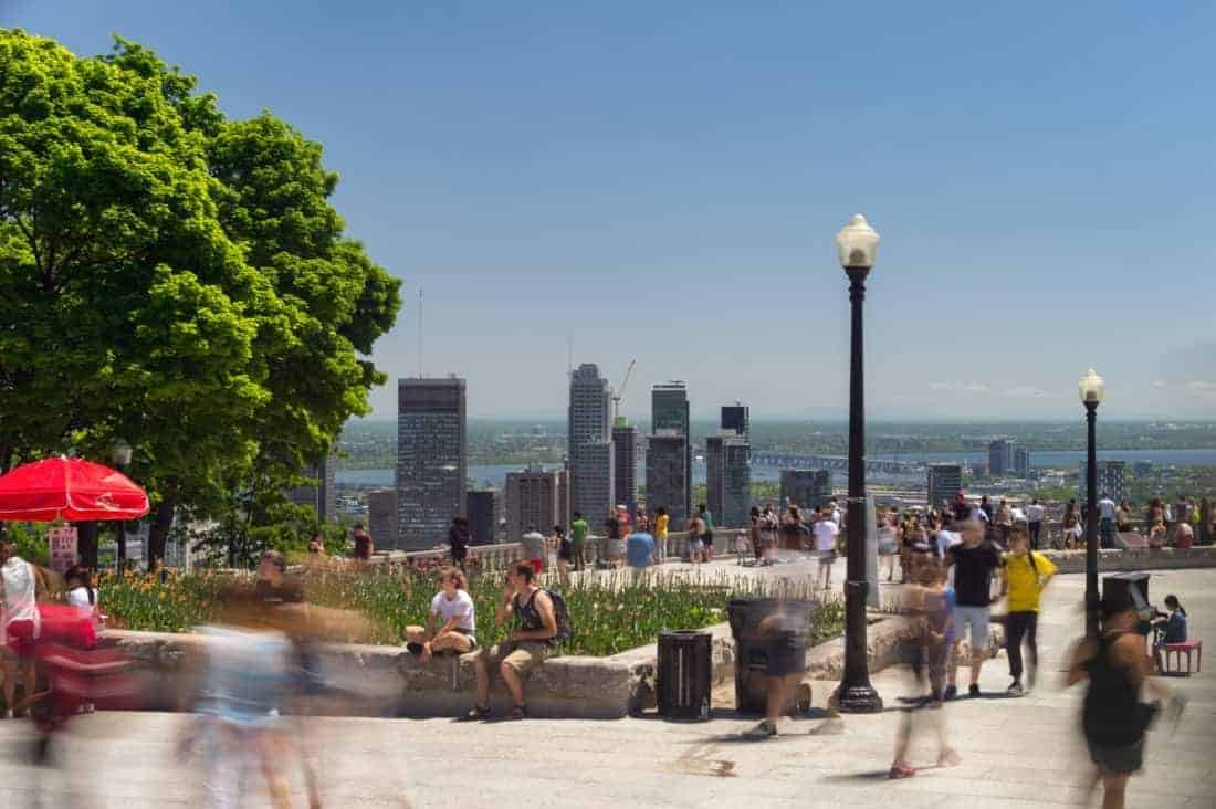 Montreal-seen-from-Mont-Real