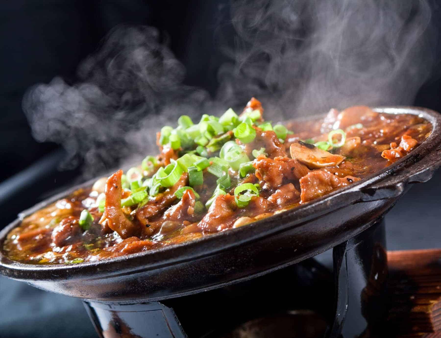 hot pot food China
