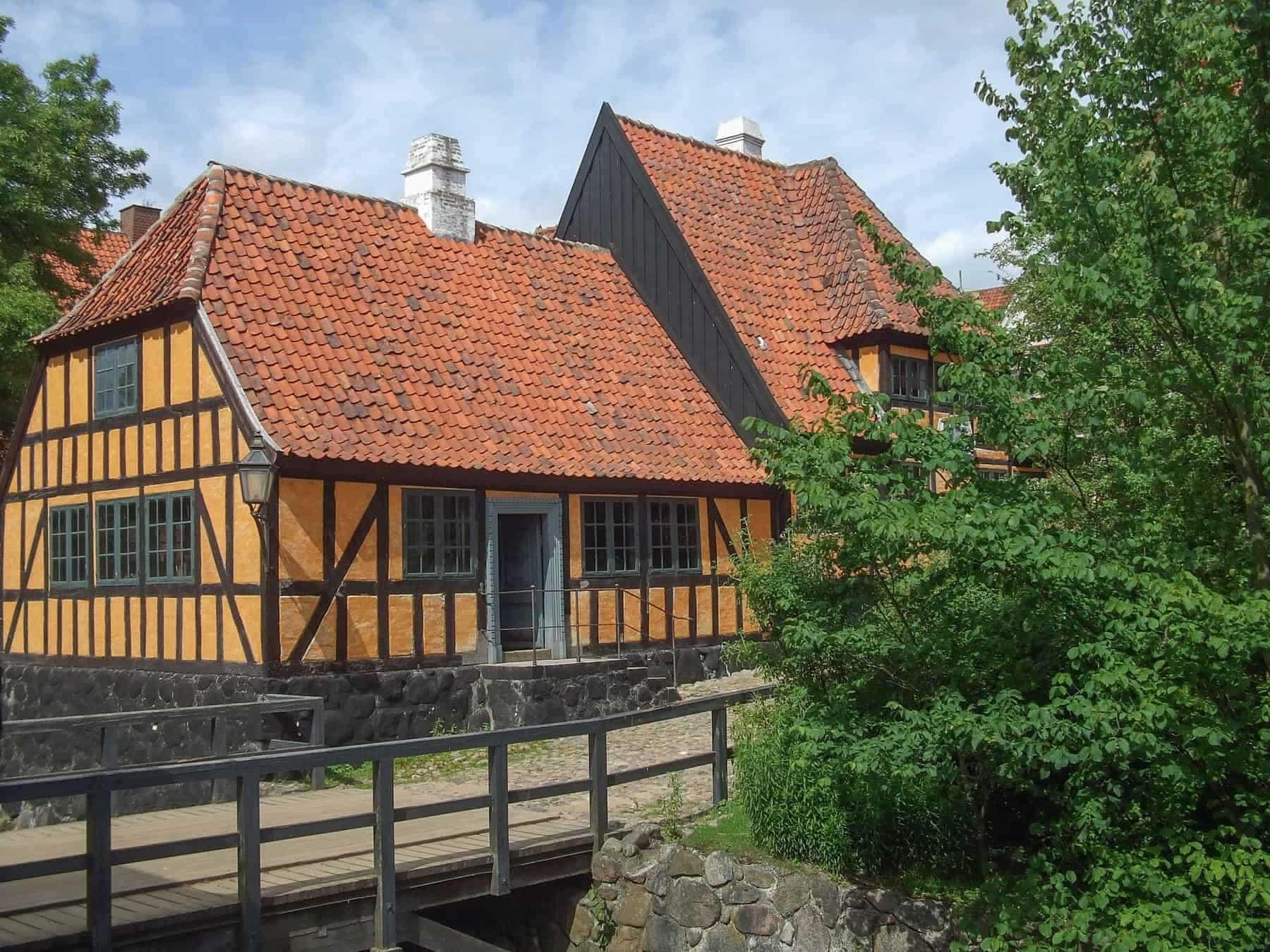 Aarhus, Old town