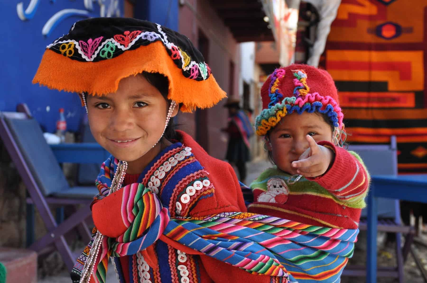 Peru and children